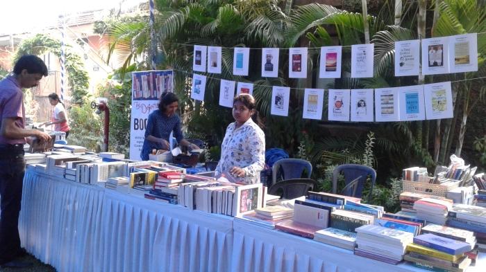 Authors' books on sale