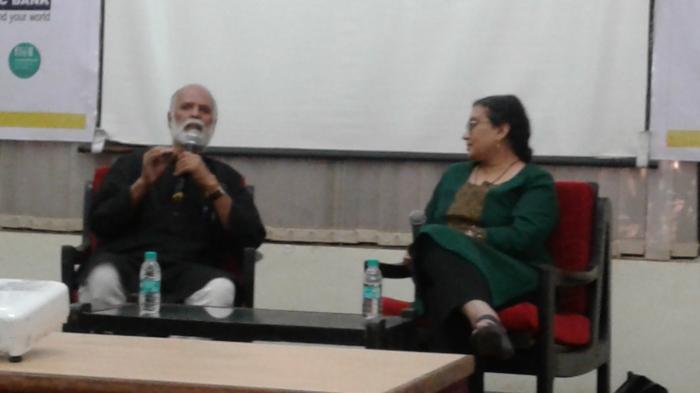 K Madavane and Antara Dev Sen