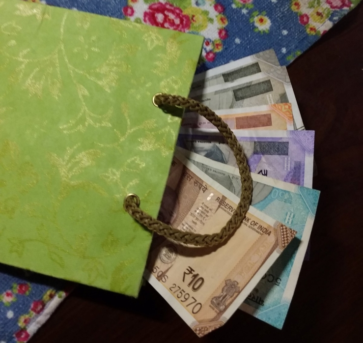 Money as gift